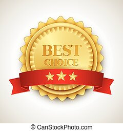 Best product icon Vector illustration - Best choice icon...