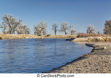 South Platte River in Colorado - South Platte River in...