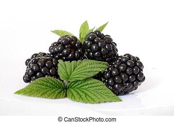Blackberries - This is fruit, that is very health