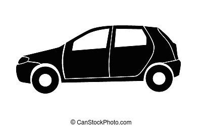 car vector illustration