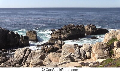 California Coastal Landscape - the rugged beautiful...