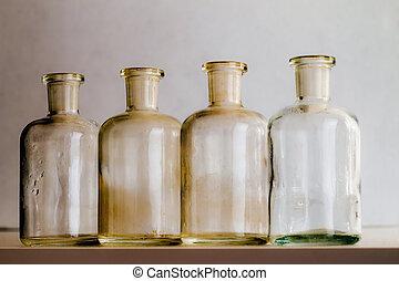 Flacons - Little Bottles - Detail of the little bottles -...