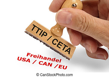 CETA and TTIP - CETA and TTIP Transatlantic trade and...