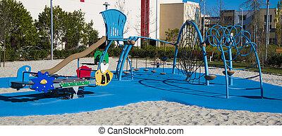 Children's playground equipment