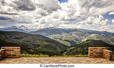 Vail Mountain Vista