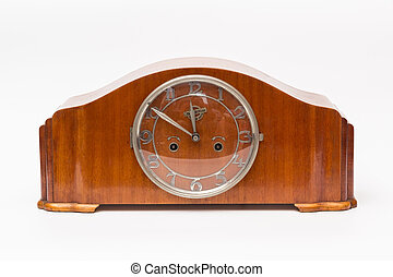 Old table clock.