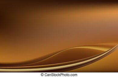 Dark chocolate brown background