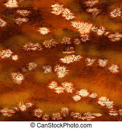 oil painting background - illustration drawing of flower on...
