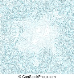 Background like a frost. Abstract winter texture
