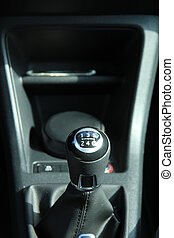 Manual transmission gear shift - Manual transmission gear...