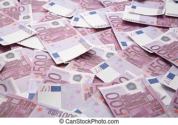 lots of Euro