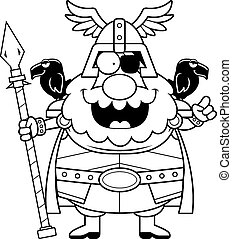 Cartoon Odin Idea