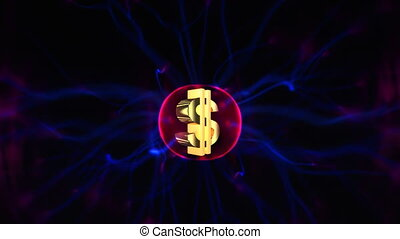 dollar sign in the energy field