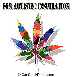 Marijuana, colorito