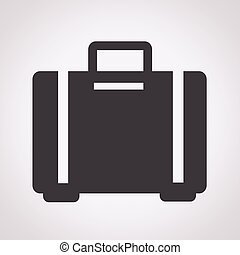 luggage icon , bag icon