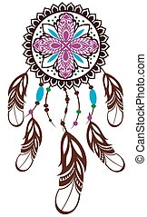 Indian Dream catcher - Dream catcher
