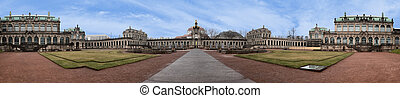 Dresdner Zwinger - Situated in the heart of the Saxon state...
