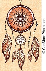 Indian Dream catcher - Dreamcather