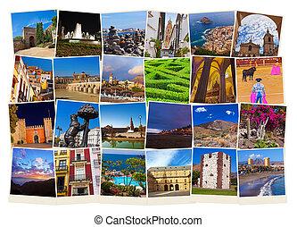 españa, viaje, imágenes, (my, photos),