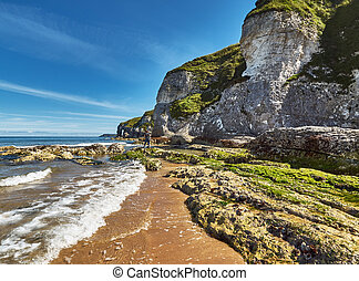 Whiterocks, Northern Ireland, County Antrim - A beautiful...