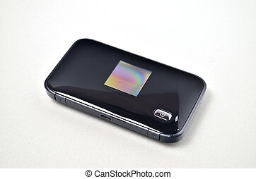4G mifi, a wireless internet Hotspot - Portable Wireless...