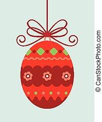 easter egg - Easter egg background