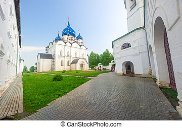 Cathedral of the Nativity of the Virgin in the Suzdal...