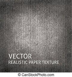 Dark grey craft paper background