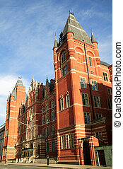 Royal College Of Music - The Royal College Of Music built in...
