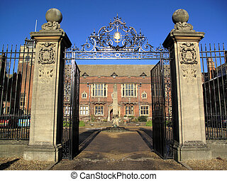 Westminster College founded in 1844 is a theological college...
