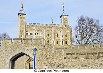 Tower of London from South Bank