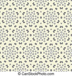 Abstract background ornament geometric vintage seamless...