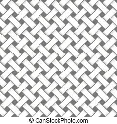 Geometrical pattern with gradient lattice on dark gray -...