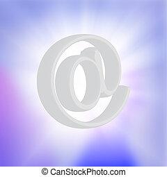 AT Symbol - Email AT Symbol