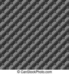 Monochrome pattern wi