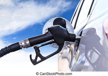 Car refuel