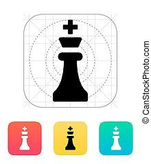 Chess King icon.