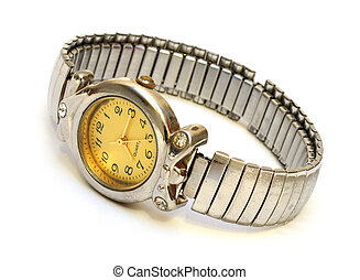 old hand watch