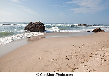 Pescadero SB - Pescadero State Beach is a beach located 145...