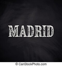 Madrid icon