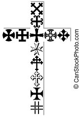 cross - A cross from crosses