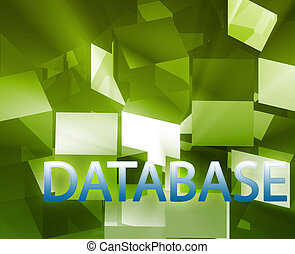Database data structures networking web information...