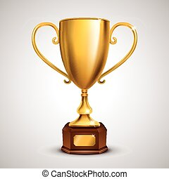 exquis, Doré, trophy, ,