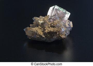 fluorita,  mineral
