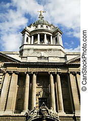 Old Bailey - The Central Criminal Court fondly known as The...