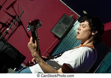 concerto - music performer on scene