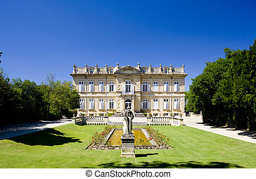 palace in Barbentane, Provence, France