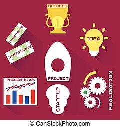icons of business process