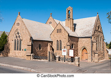 St. Judes Anglican Church in Oudtshoorn, South Africa