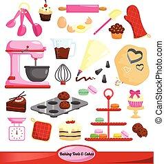 Baking Vector Set